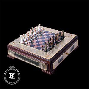 شطرنج طرح رومی