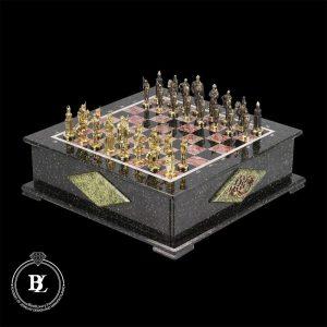 شطرنج طرح صندوقچه روسی