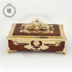 صندوقچه جواهرات جاسپر